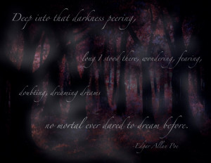 Edgar Allan Poe Quotes Edgar allan poe quote,
