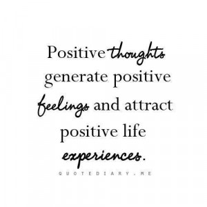 Positive Thoughts and Perfect Sea Scallops