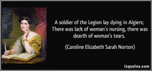 soldier of the Legion lay dying in Algiers; There was lack of woman ...