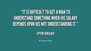 Upton Sinclair Quotes Fascism Clinic