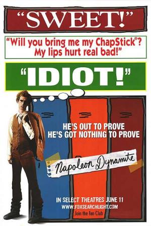Napoleon Dynamite Chapstick
