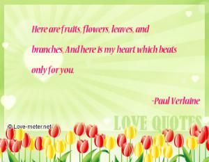 Forbidden Fruit Quotes