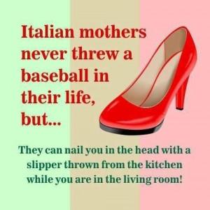 Italian moms!