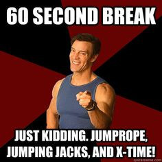 ... jumping jacks and x tony horton meme more tony horton jumping jack