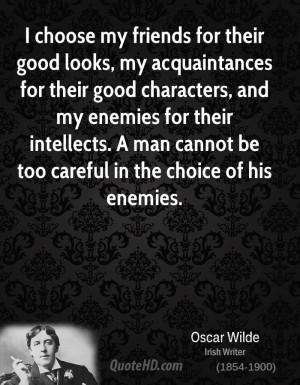 Oscar Wilde Intelligence