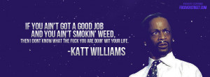 Katt Williams Weed Picture