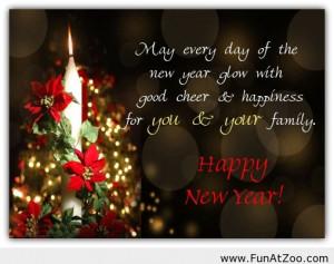 Happy new year 2014 quote new