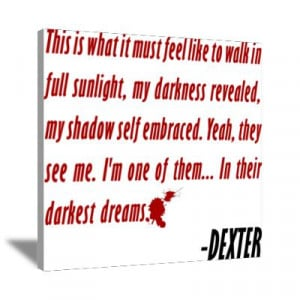 dexter quotes gifts