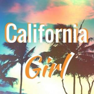 California Girl!