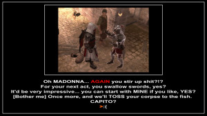 Assassin's Creed Brotherhood-Borgia Guard Quote #2 by rkmugen