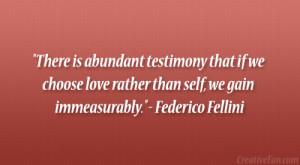 Federico Fellini Quotes I deserve the best quotes