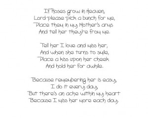 quotes for mom. Mom Poem - quotes-for-mom, mom-quotes Pictures quotes ...