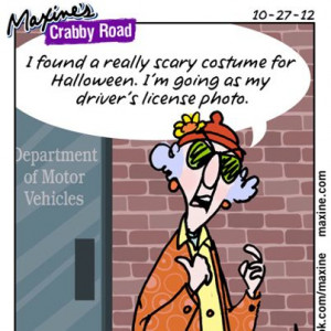 Maxine Halloween FOLLOW THIS BOARD FOR REALLY GREAT THOUGHTS BY THE ...