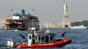 Us Coast Guard, Acqua