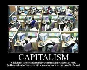 The failure of capitalism