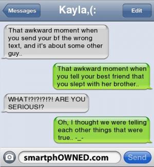 best texts to send your boyfriend