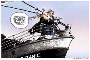 Funny Sinking Ship