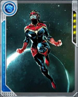 Avenger] Captain Marvel