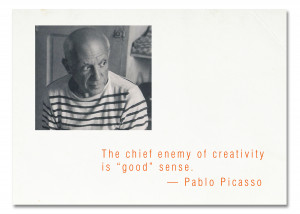 Picasso Creative Quotes Web Marketing Therapy
