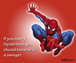 Spider Man Quotes