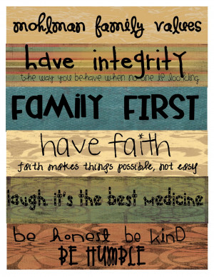 Family Quotes For