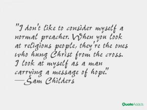 Sam Childers