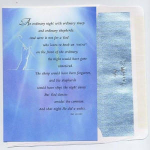 Hallmark Boxed Christmas Cards - Max Lucado Quote - 18 Cards Per Box ...