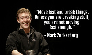 Mark Zuckerberg, Founder & CEO of Facebook