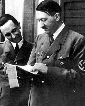 Joseph Goebbels Quotes Picture