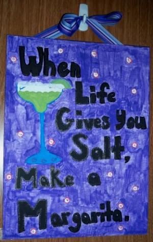 Salt, Make a Margarita.