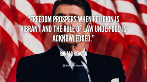 Reagan Quotes Ronald...