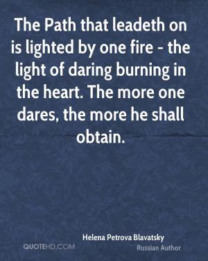 Helena Blavatsky Quotes