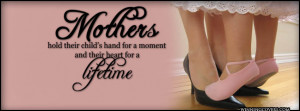 Dancing On Moms Feet : Mother Day Cover Photo - Mother Day profile ...