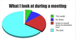 funny office meetings