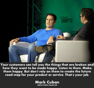 Mark Cuban's Business Advice [17 Quotes]