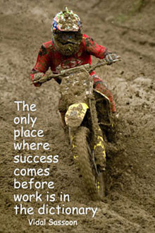 Dirt Bike Riding Quotes