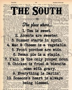 Southern Charm :) quotes-sayings