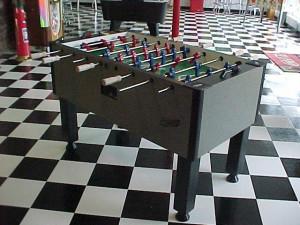 foosball table dft d dynamo big d foosball table
