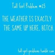 funny quotes for us tall girls