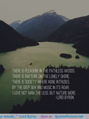 Byron motivational inspirational love life quotes sayings poems poetry ...