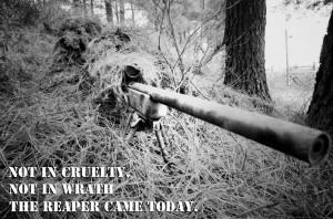 Not In cruelty.
