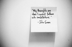 john green, love, quotes, the fault in our stars