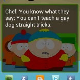 that contains a great amount of the funniest sayings of the South Park ...