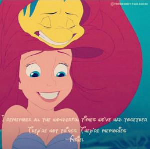 Ariel quote
