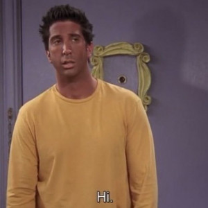 Ross, Friends Quotes Funny, Sprays Tans, Laughter Friends, Poor Ross ...
