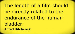 Alfred Hitchcock - Quotes
