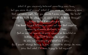 Quotes From Twilight Saga ~ quotes from the Twilight Saga on Pinterest ...