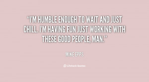 Mike Epps Funny Quotes