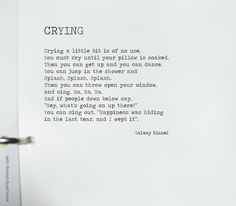 crying galway kinnel more galway kinnell wordart quotes quotes words ...