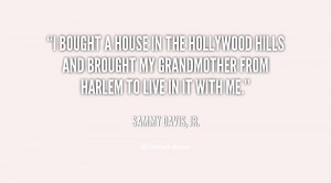 Sammy Davis Jr Quotes